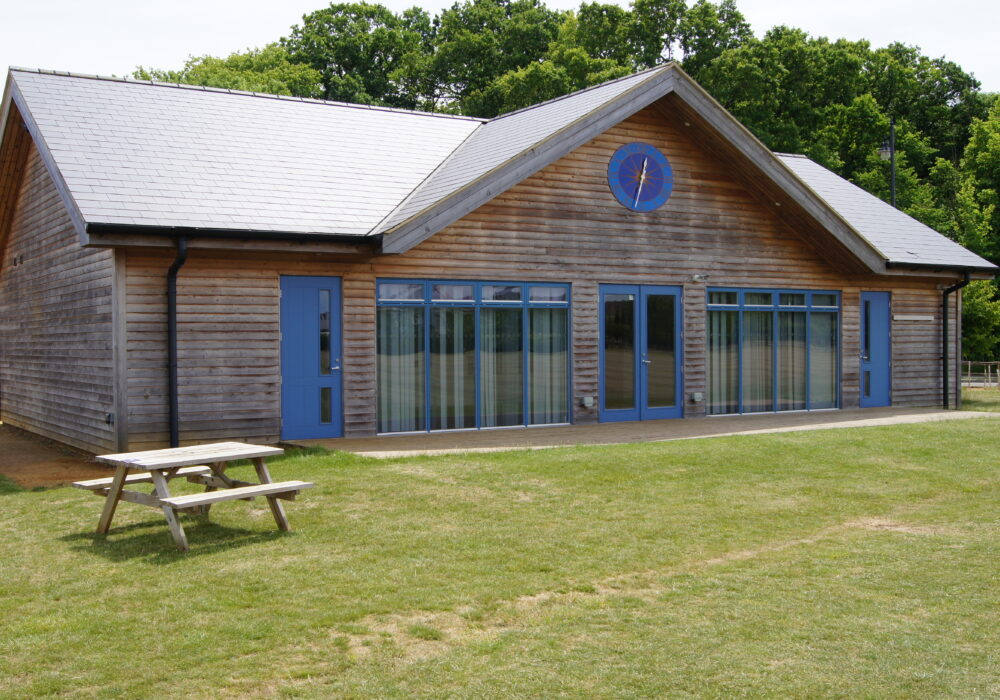 Cambourne Cricket Pavillion