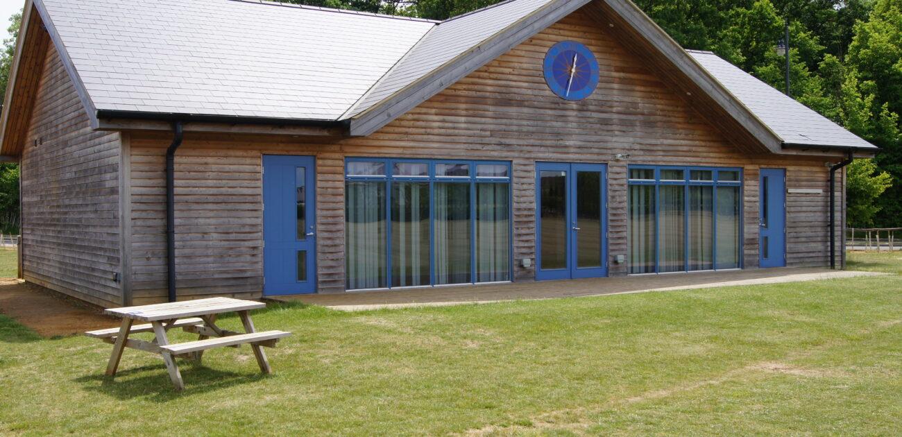 Cambourne Cricket Pavillion
